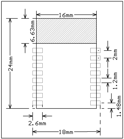 WBR3T 模组规格书