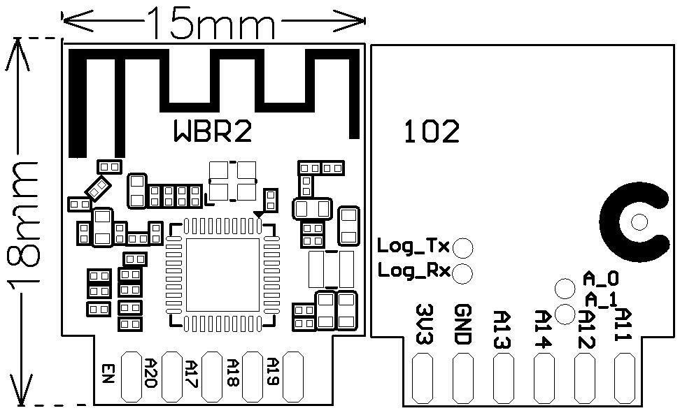 WBR2模组规格书
